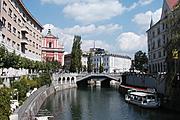 Центр Любляны, Словения
