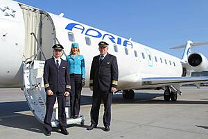 Самолетом в Словению