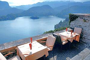 Bled Castle Restaurant